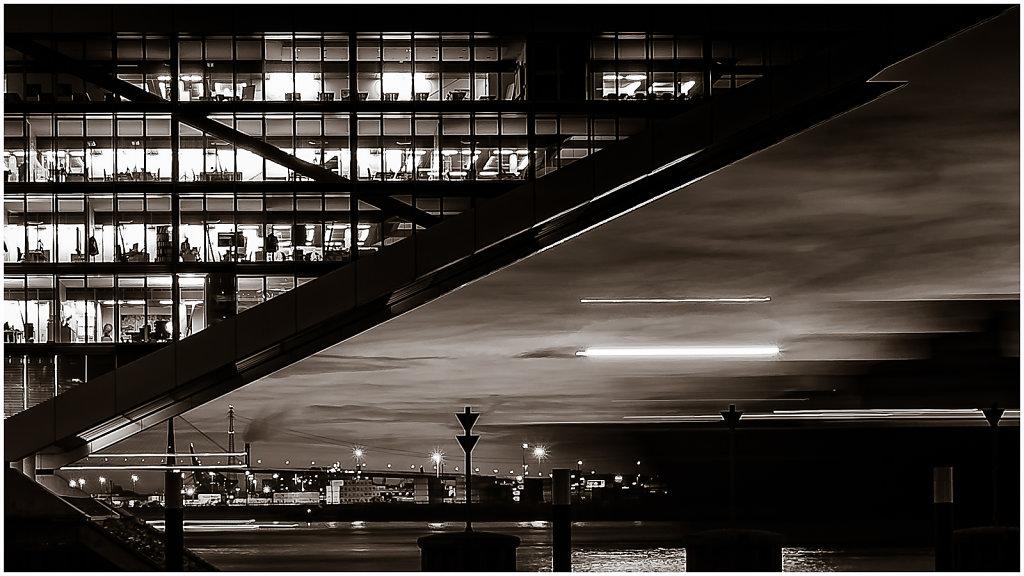 Dockland Nightship