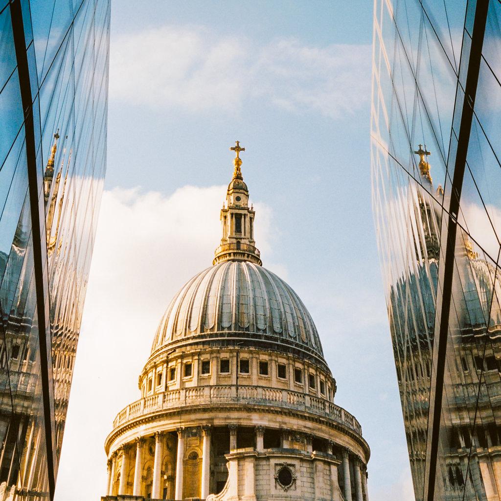 London St. Pauls`s